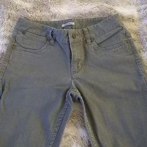Toad & Co./REI/organic Skinny jeans sz 2